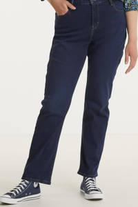 Levi's Plus high waist straight fit jeans 724 PL HR STRAIGHT bogota sass plus, BOGOTA SASS PLUS