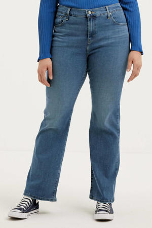 725 high waist bootcut jeans black sheep