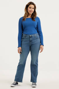 Levi's Plus 725 high waist bootcut jeans black sheep, RIO RAVE