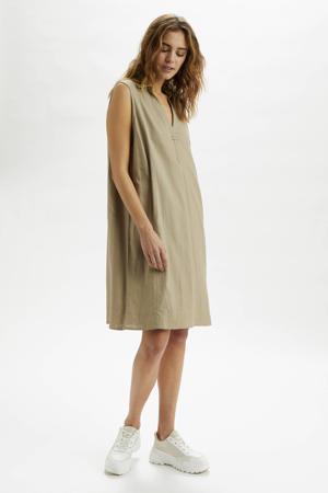 jurk Venta kaki
