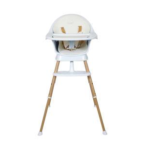 meegroeistoel - ultimo 3 luxe - white/natural