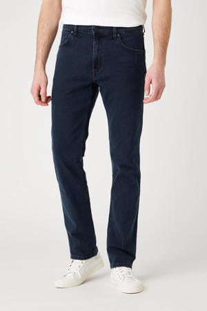 regular fit jeans Greensboro iron blue
