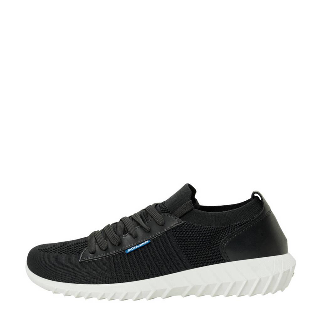 JACK & JONES JFWTYSON  sneakers zwart, Zwart