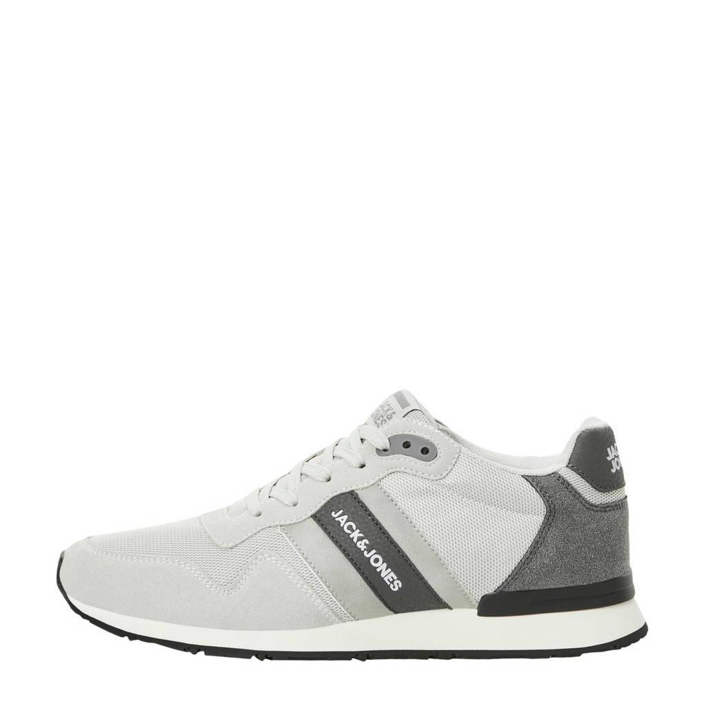 JACK & JONES JFWSTELLAR  sneakers lichtgrijs/grijs, Lichtgrijs/grijs