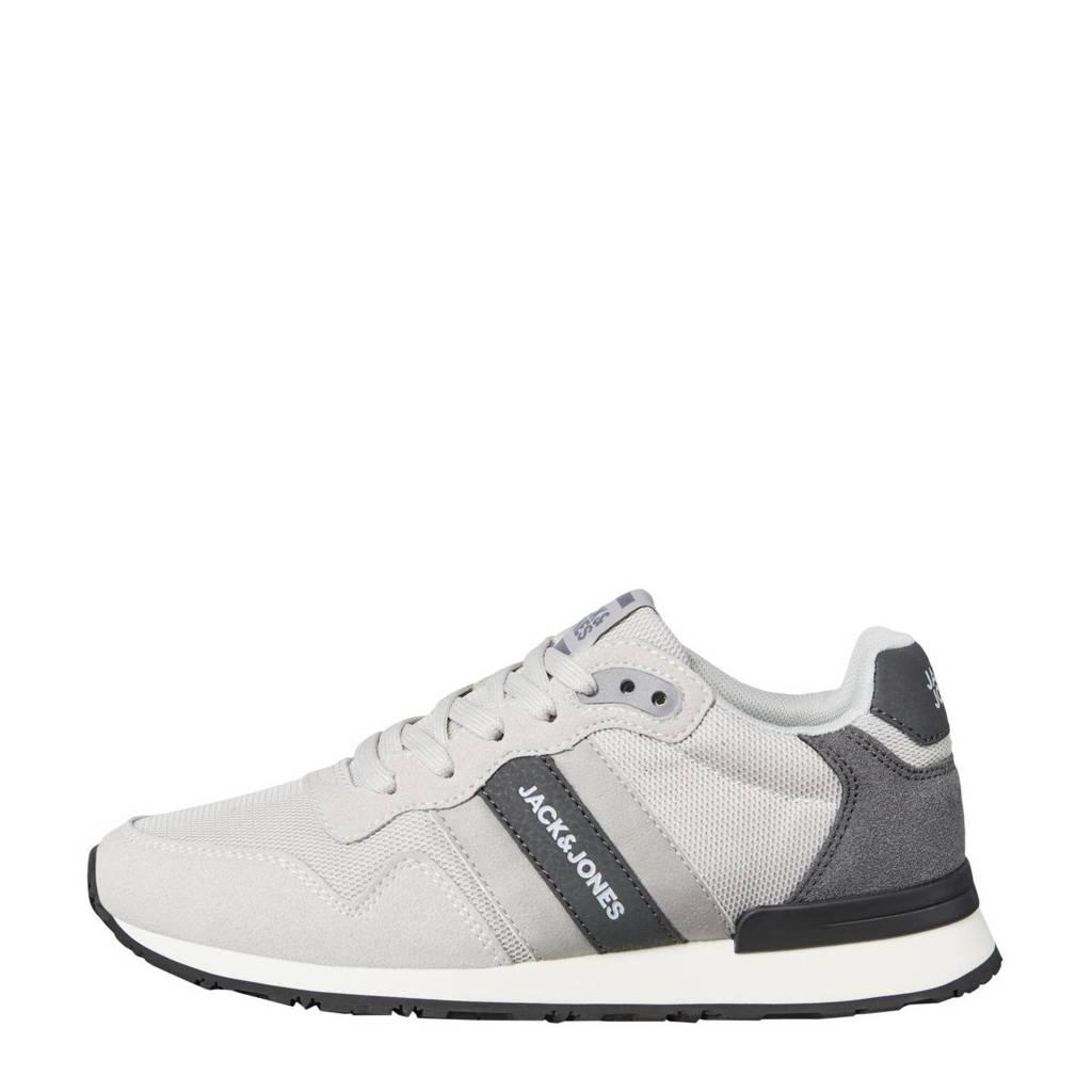 JACK & JONES JUNIOR JRSTELLAR  sneakers lichtgrijs/grijs, Lichtgrijs/grijs