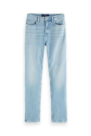 high waist slim fit jeans hand picked