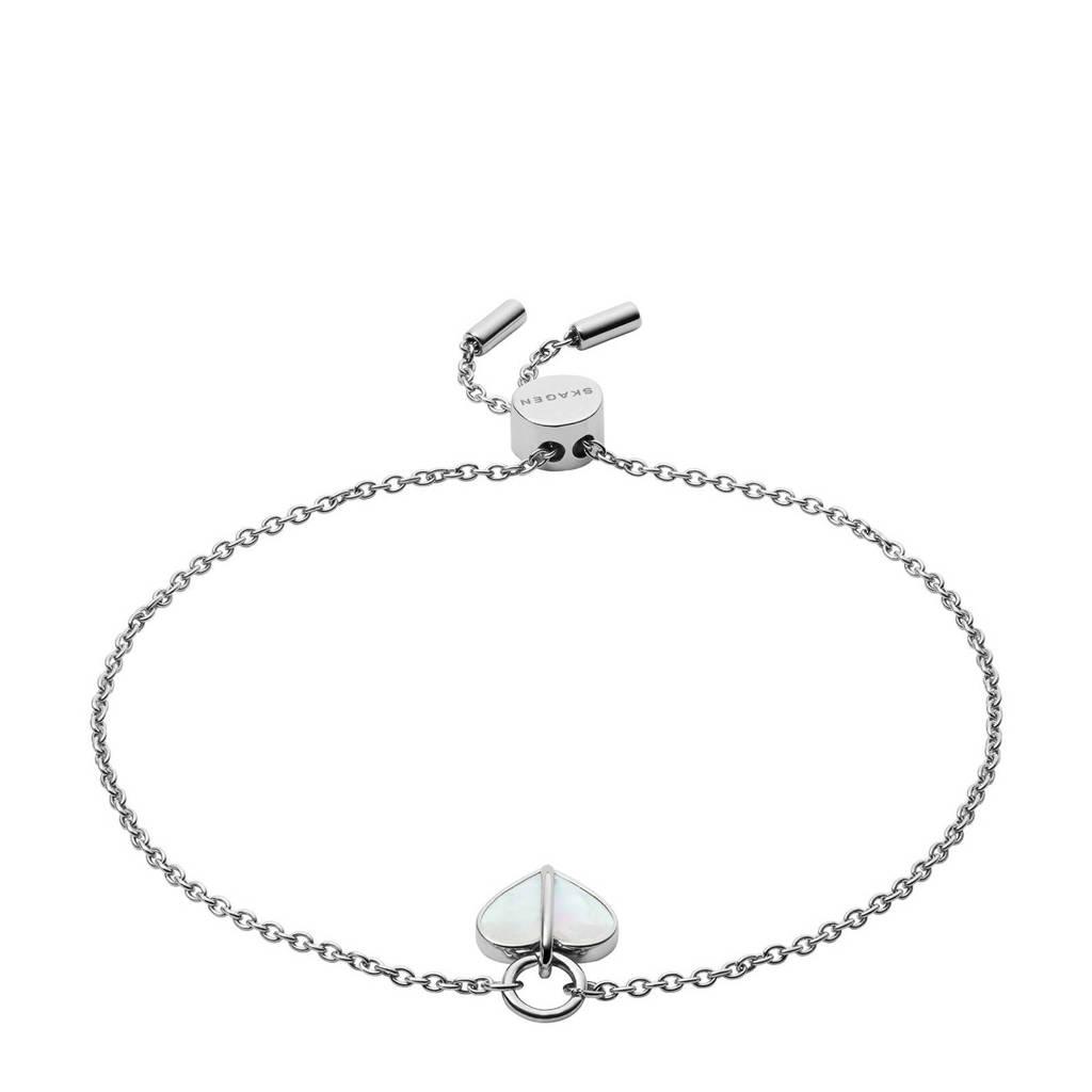 Skagen armband SKJ1422040 Elin zilver, Zilver