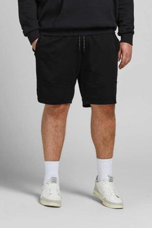 regular fit sweatshort Air Plus Size zwart