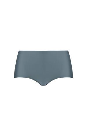 naadloze maxislip grijsblauw