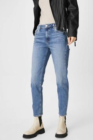 straight fit jeans light denim stonewashed