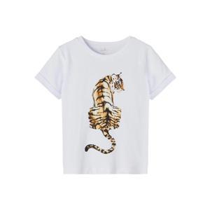 T-shirt Jacob met biologisch katoen wit