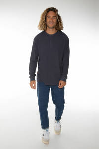 NXG by Protest longsleeve Promise donkerblauw, Donkerblauw