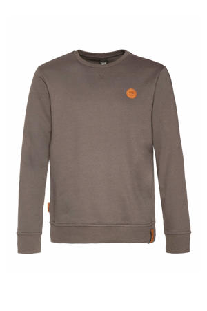 sweater Viktor donkergrijs