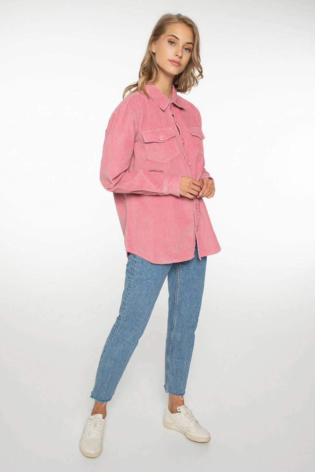 NXG by Protest blouse Nina roze, Pink Tulip