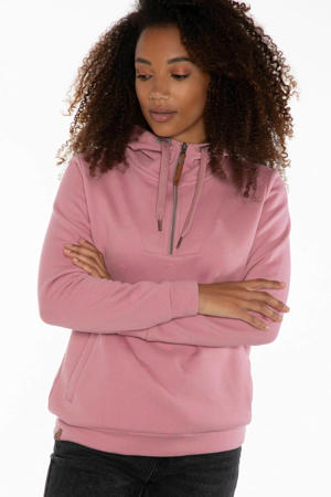hoodie Dinah roze