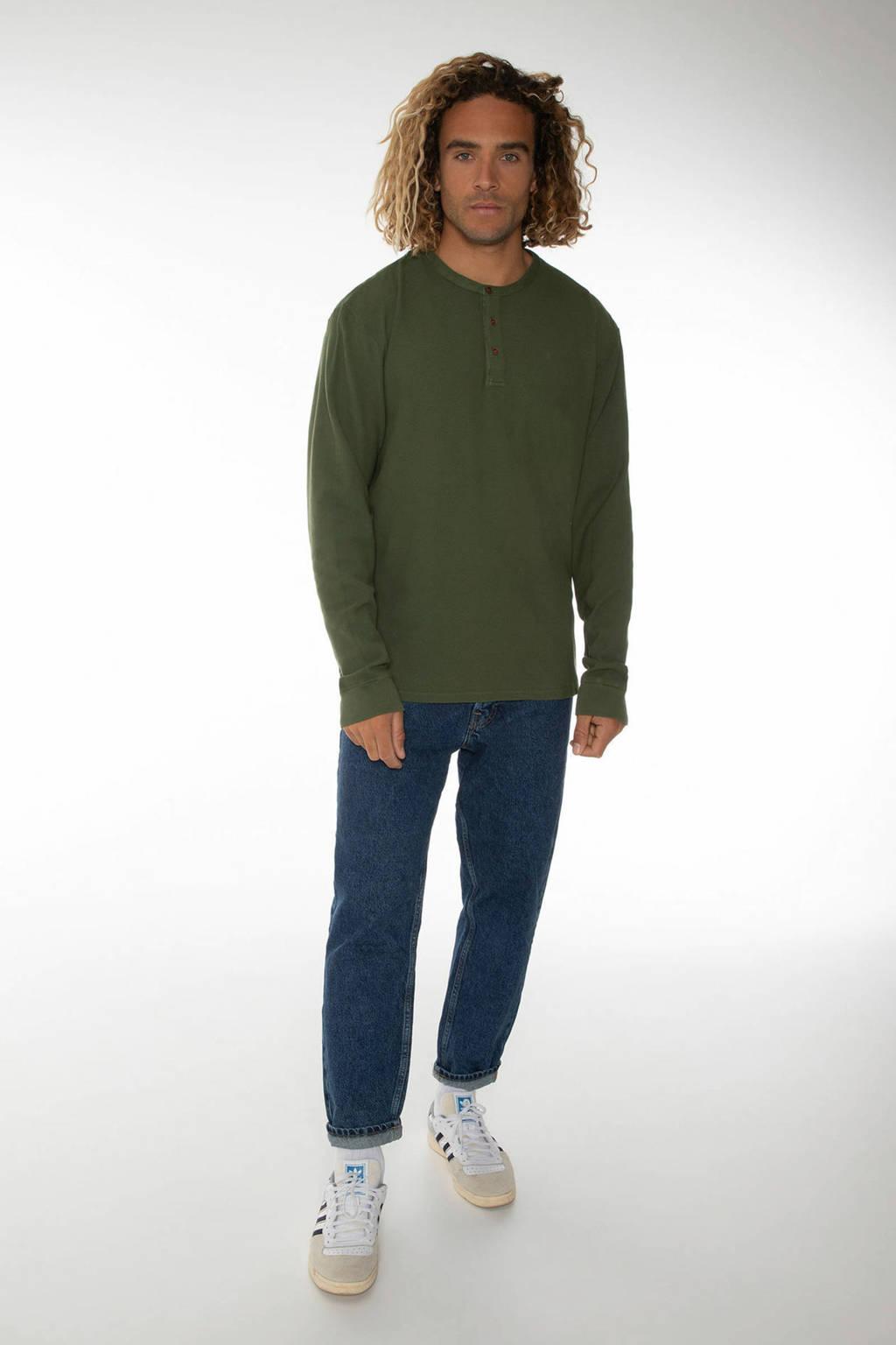 NXG by Protest sweater Promise donkergroen, Donkergroen