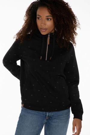 hoodie Dinah zwart