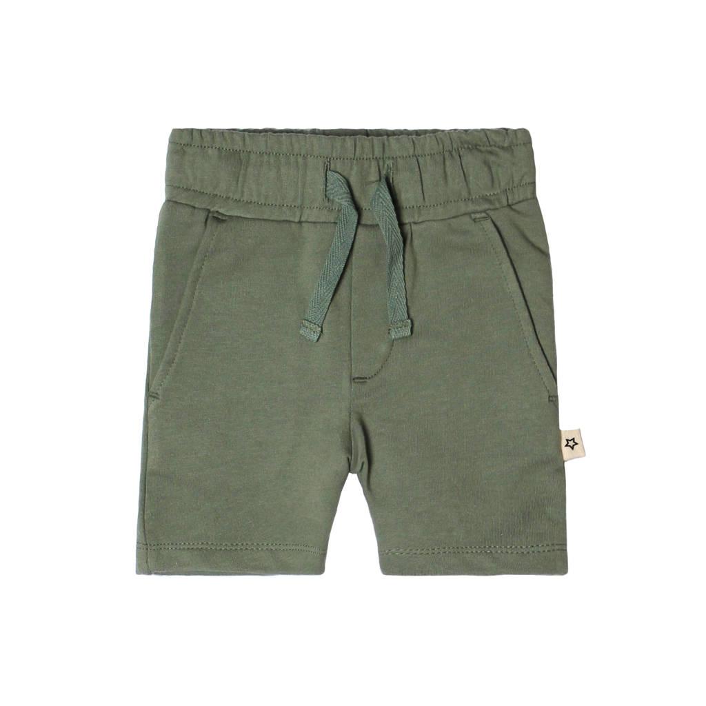 Your Wishes regular fit sweatshort groen, Groen