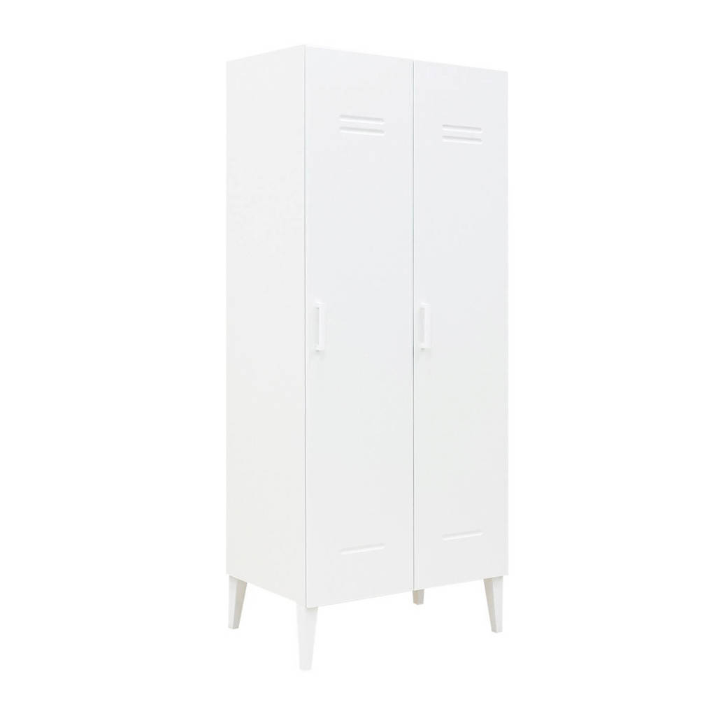 Bopita 2-deurskast Locker Wit