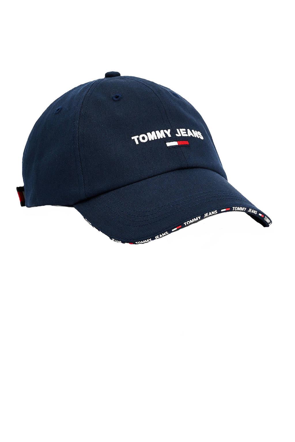 Tommy Hilfiger pet donkerblauw, Donkerblauw