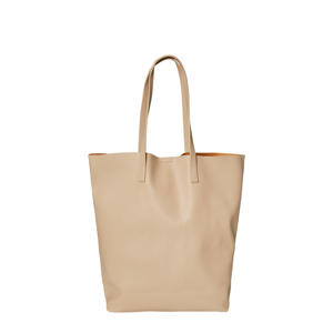 shopper Anna beige