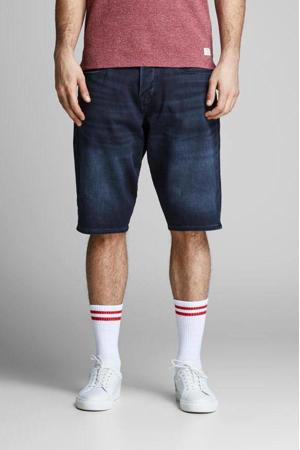 regular fit jeans short Ron dark denim