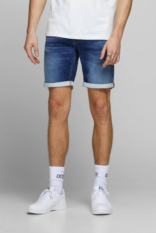 JACK & JONES JEANS INTELLIGENCE jeans short Rick blue denim, Blue denim