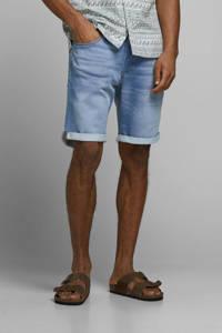 JACK & JONES JEANS INTELLIGENCE regular fit jeans short stonewashed, Stonewashed