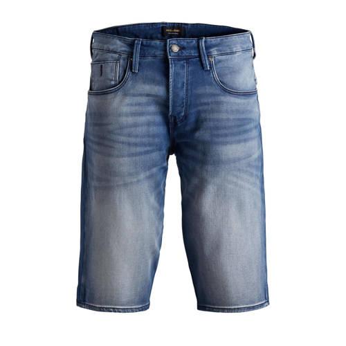 JACK & JONES JEANS INTELLIGENCE jeans short Ron Long stonewashed