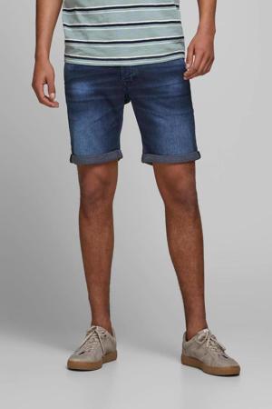 regular fit jeans short Rick dark denim