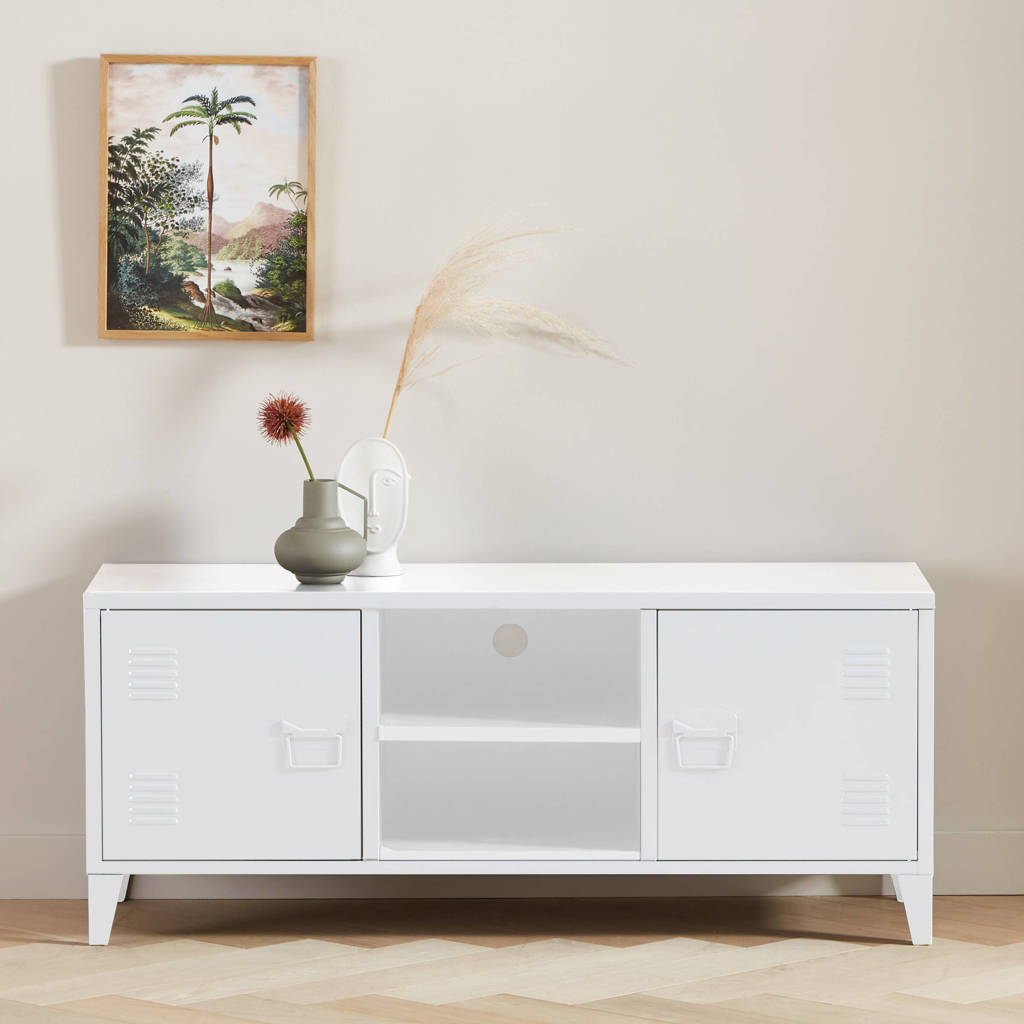 wehkamp home TV-meubel Jackson, Wit