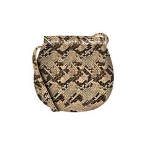crossbody tas Gina slangenprint