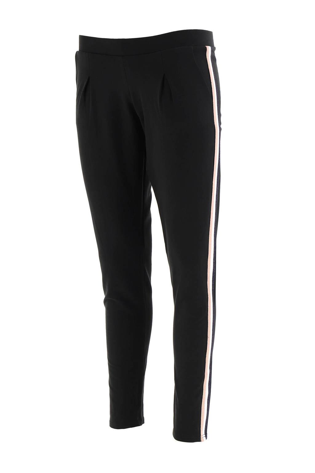 Oroblu straight fit legging zwart, Zwart