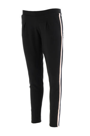 straight fit legging zwart