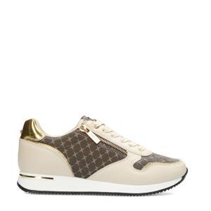 Djana  sneakers beige/bruin