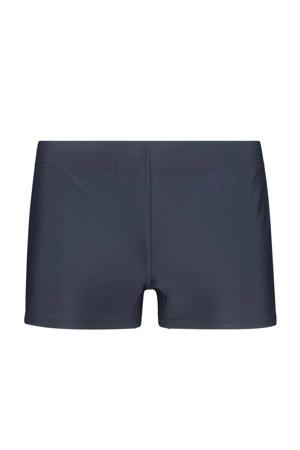 zwemboxer donkerblauw/blauw