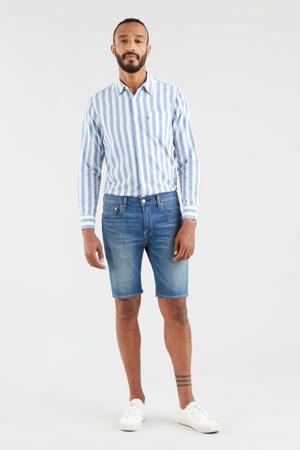 405 regular fit jeans short stonewashed