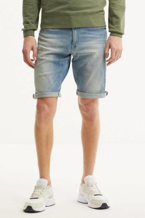regular fit jeans short Blizzard light denim