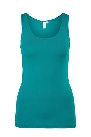 singlet turquoise