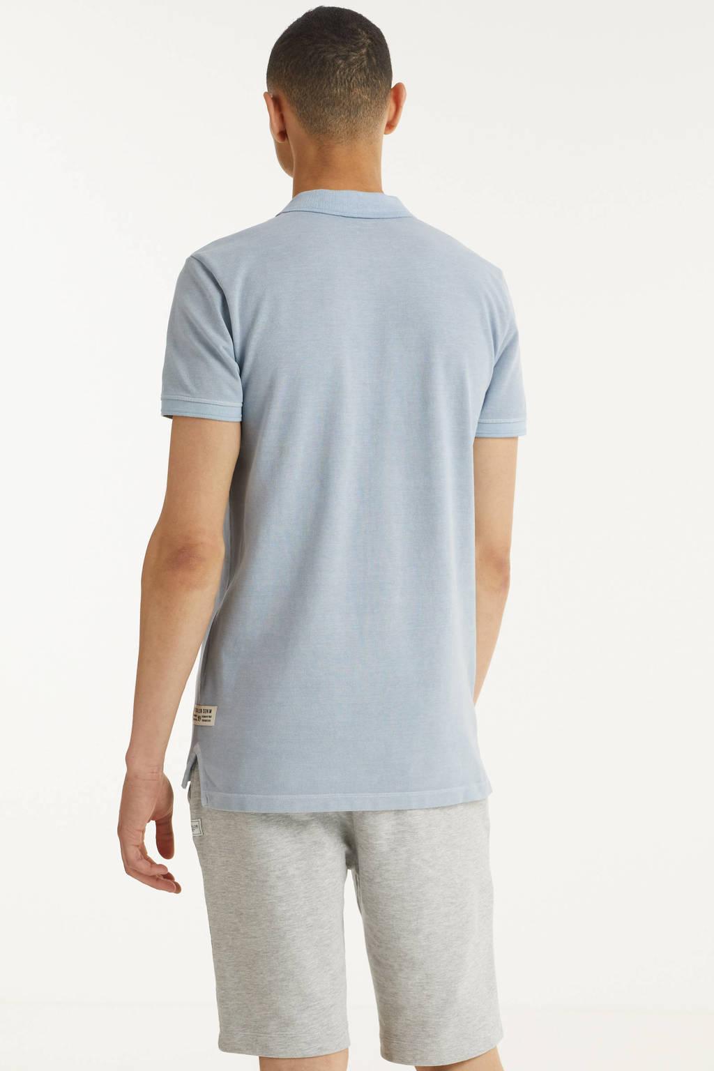 Tom Tailor loose fit sweatshort grijs, Grijs