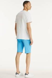 Tom Tailor loose fit sweatshort turquoise, Turquoise