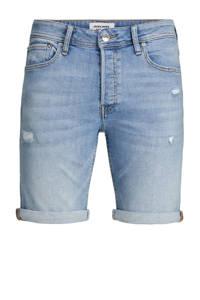 JACK & JONES JEANS INTELLIGENCE regular fit jeans short Rick Original light denim, Light denim