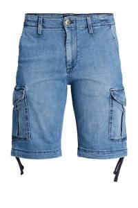 JACK & JONES JEANS INTELLIGENCE regular fit jeans short Charlie light denim, Light denim