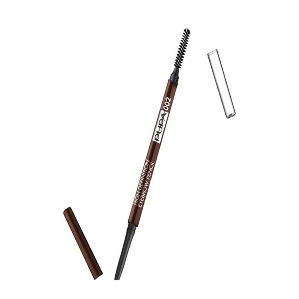 Pupa Milano Eyebrow Pencil wenkbrauwpotlood - 004 Extra Dark