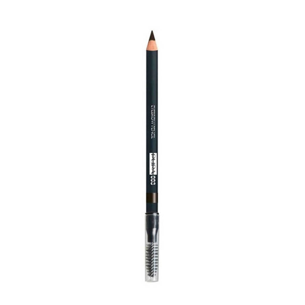 Pupa Milano Eyebrow Pencil wenkbrauwpotlood - 003 Dark Brown