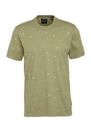 T-shirt Paxon van biologisch katoen groen
