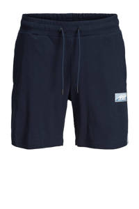 JACK & JONES PLUS SIZE regular fit sweatshort Plus Size navy blazer, Navy Blazer