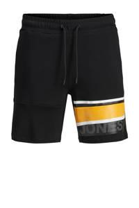 JACK & JONES PLUS SIZE regular fit short JJINEAC Plus Size zwart, Zwart