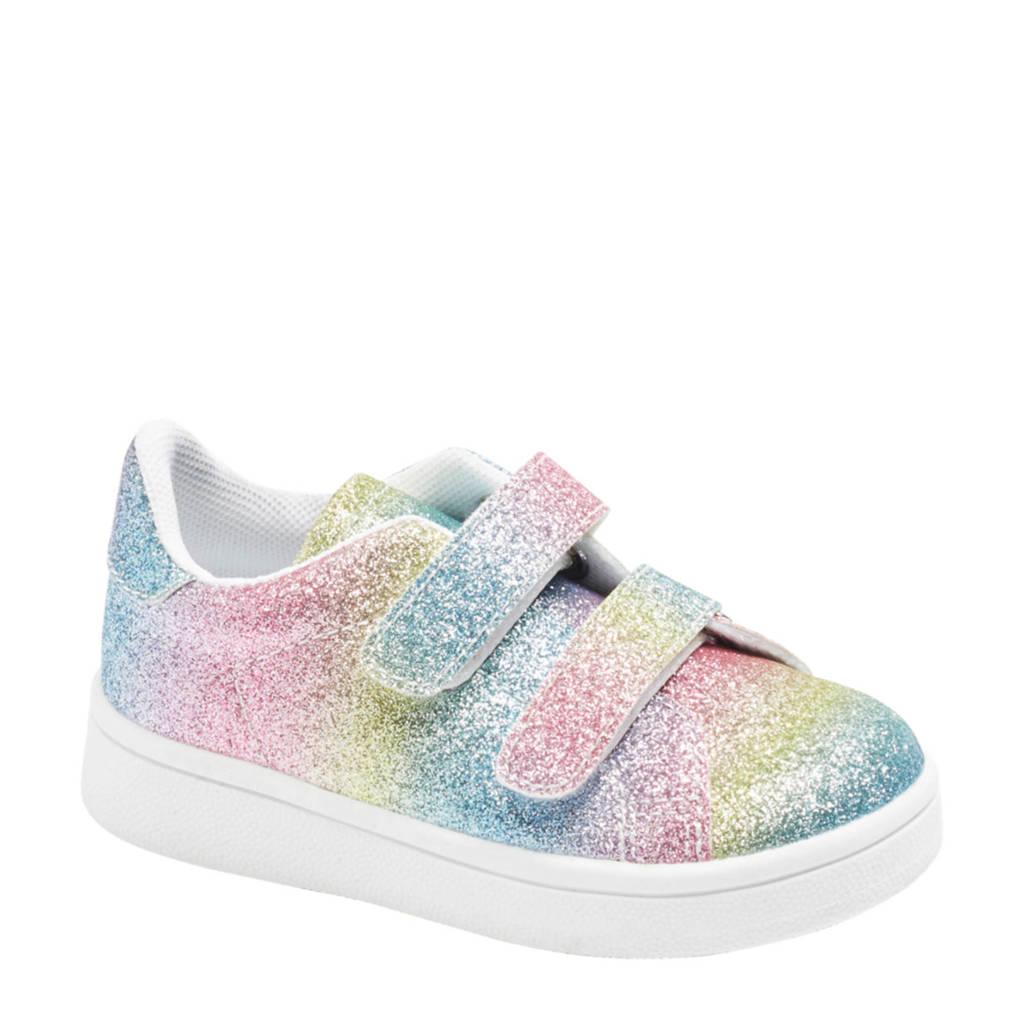 Cupcake Couture   sneakers met glitters multi, Roze/multi