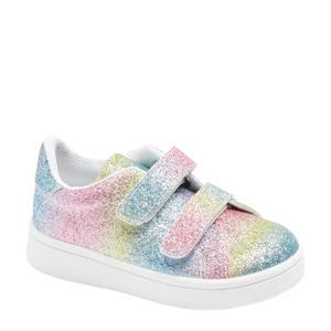 sneakers met glitters multi